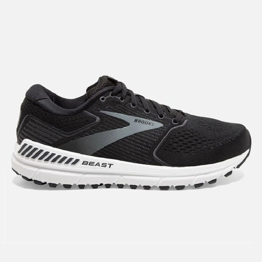 Brooks Beast 20 2E Mens Running Shoe - Black