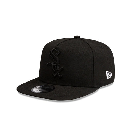New Era Kids 950 Chicago White Sox Team Tonal Cap - Black_70538397