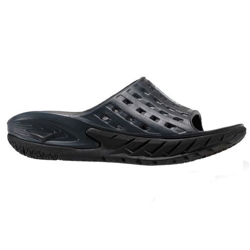 Hoka Ora Recovery Mens Slides -Black/Anthracite