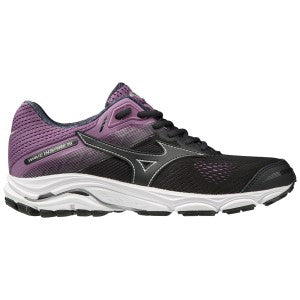 Mizuno Wave Inspire 15 Womens Running Shoe - Blue Graphite_J1GD194453