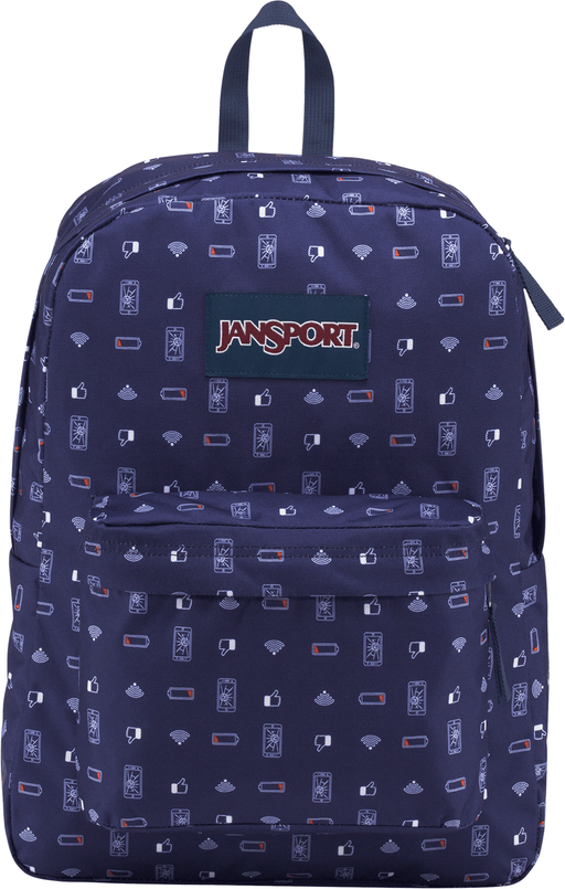 Jansport Superbreak Backpack - Digital Destruction