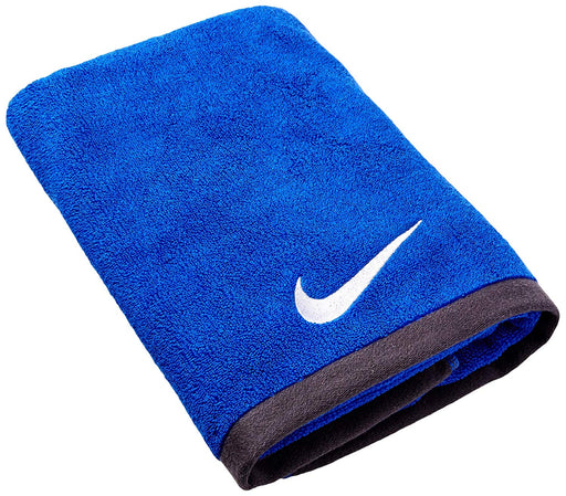 Nike Fundamental Towel L - Varsity Royal/White