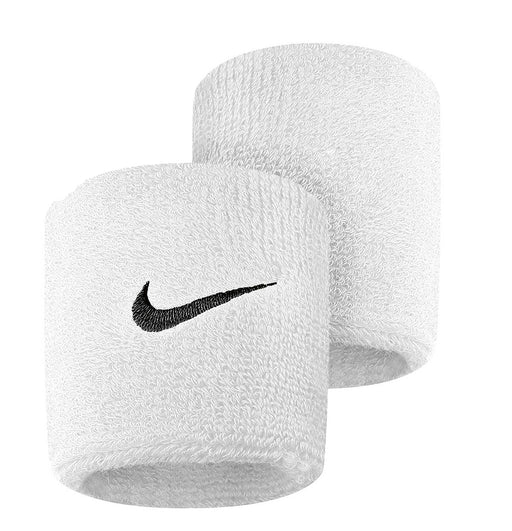 Nike Swoosh Wristbands - White