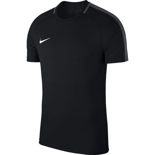 Nike Dry Academy 18 Senior Top - Black/Anthracite_893693-010