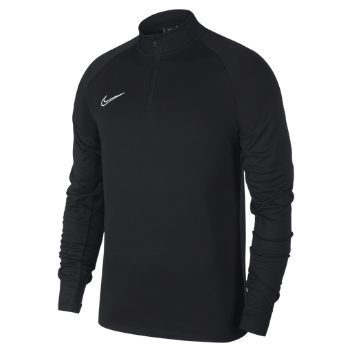 Nike Academy 19 Midlayer Youth Top - Black/White