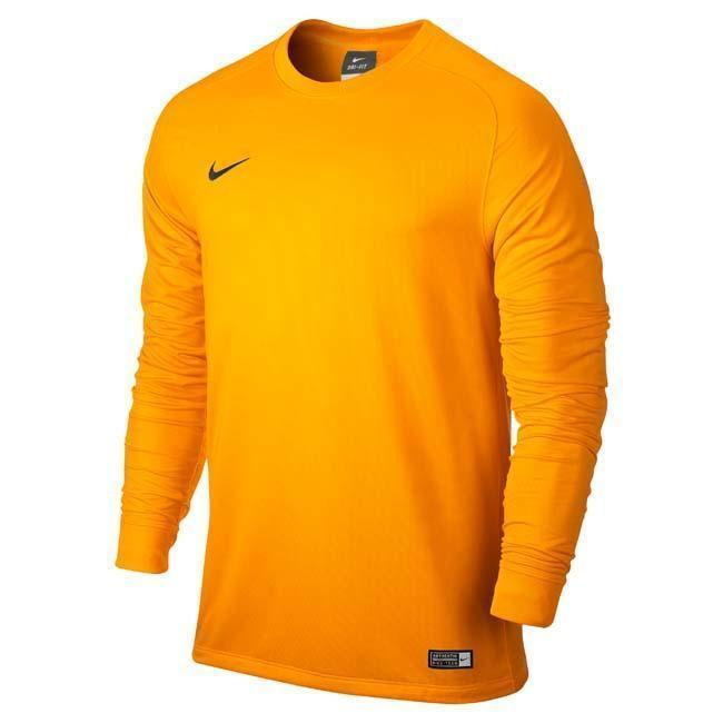Nike Junior Park II Long Sleeve Goalie Jersey - University Gold 588441-739