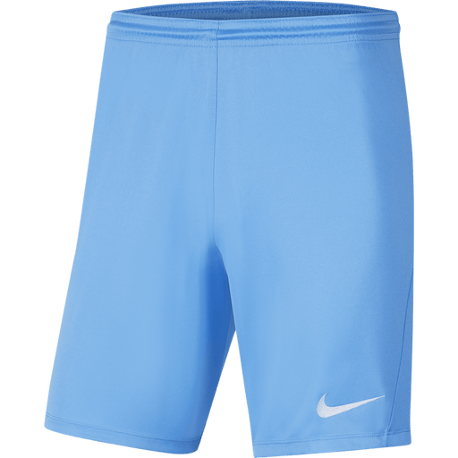 Nike Youth Dri-Fit Park III Shorts Blue