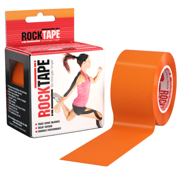 Rocktape 5M X 5CM Muscle Tape – Orange