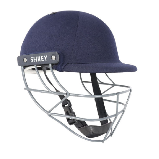 Shrey Performance 2.0 Cricket Helmet - Navy (X-Large) CSHPM205