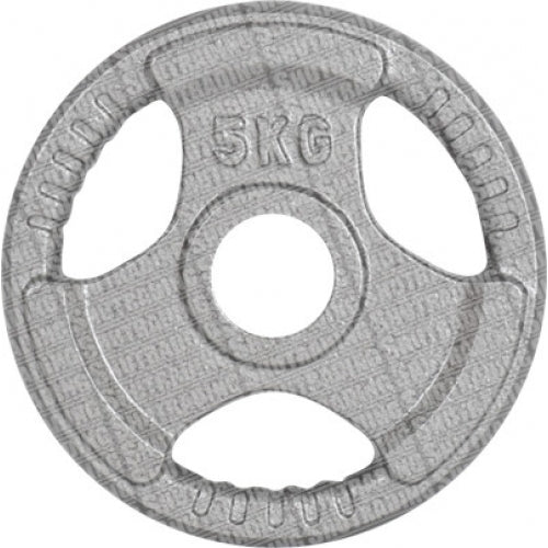 HCE Hammertone Olympic 5kg Weight Plate