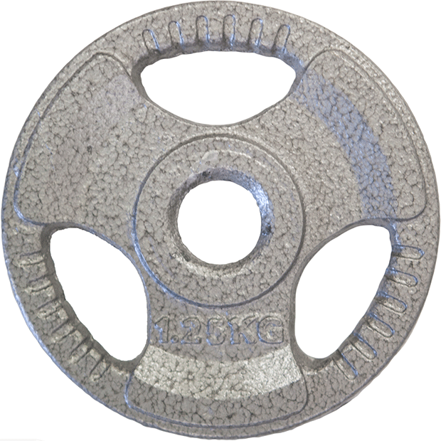 HCE Hammertone 1.25kg Weight Plate_PS-1012-CI