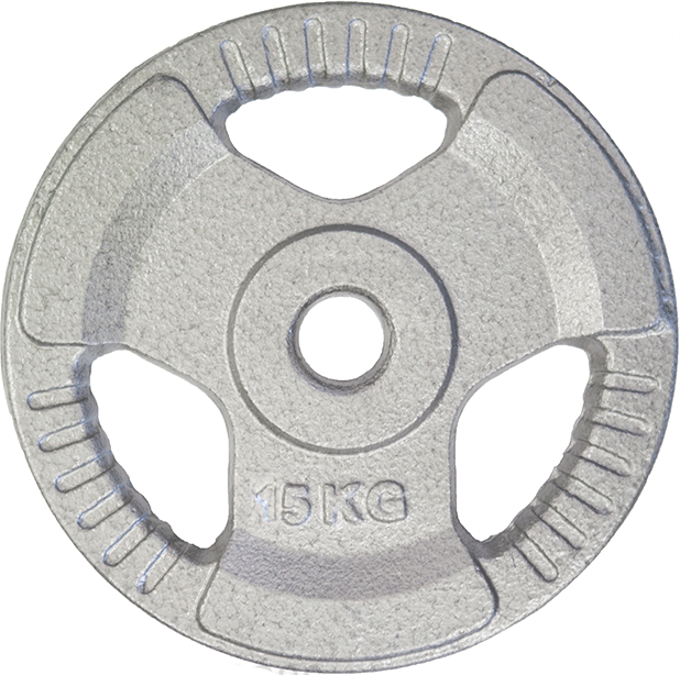HCE Hammertone 15kg Weight Plate