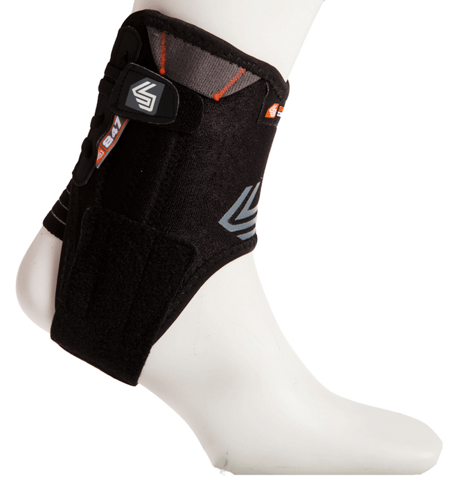PT847-01-35_Shock Doctor Extra Large Ankle Stabiliser with Flexible Support Stays-Black