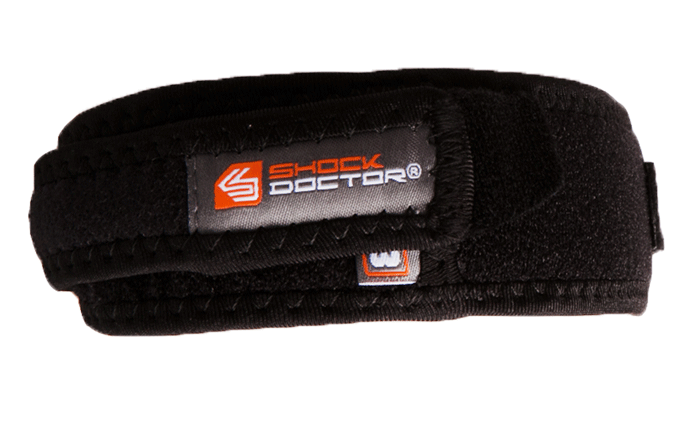 Shock Doctor Large/Extra Large Knee/Patella Support Strap-Black_PT863-01-30