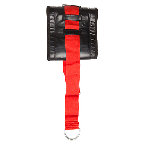 Red Corner Beam Strap-Black