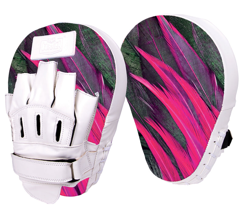 Red Corner Womens Silver Label Focus Pads-Feathers 2.0_RCBSL0309-712