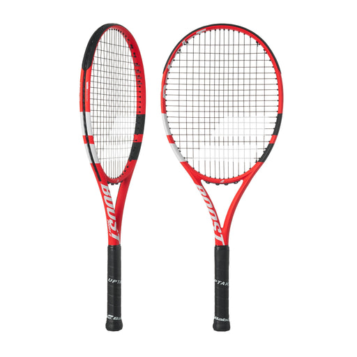 Babolat Boost S (4 3/8) Tennis Racquet - Red/Black/White_BSK3