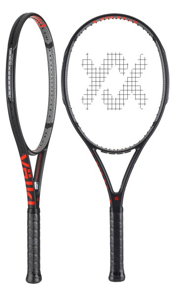 Volkl V-Cell 4 1/4 Tennis Racquet - Black