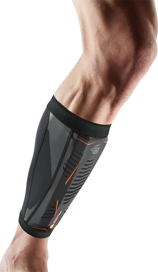 Shock Doctor Runners Therapy Shin Splint Sleeve Small Black