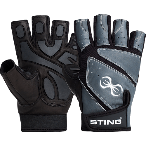 Sting EV07 Medium Training Glove Black_S10W-GE72