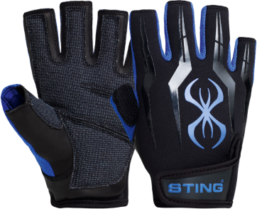 Sting Fusion Training Glove Small -Lighting Blue