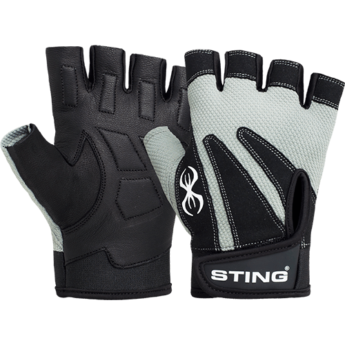 Sting M1 Magnum Small Training Glove-Black/Grey_S13M-1121