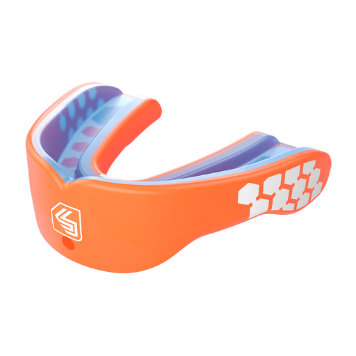Shock Doctor Gel Max Power Mouth Guard Youth-Orange_MG6972Y