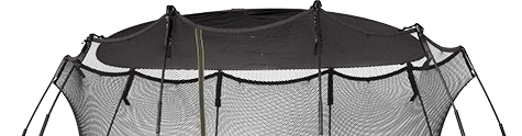 Springfree Trampoline Sunshade for Large Oval