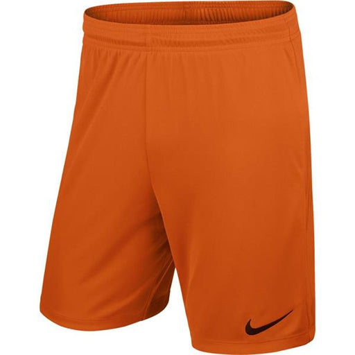 Nike Youth Park Knit II Short - Orange
