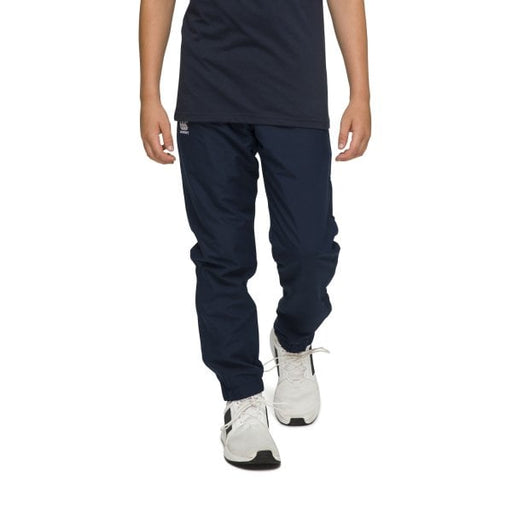 Canterbury Team Tapered Boys Cuffed Trackpant - Navy_QA005382-769