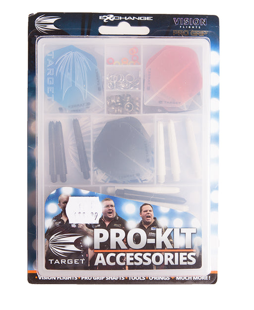 Target Phil Taylor Pro Accessory Kit