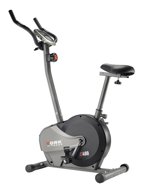 York C400 Upright Exercise Bike