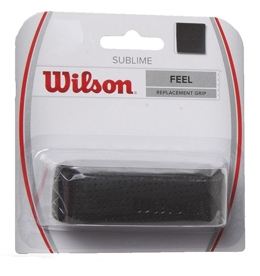 Wilson Sublime Replacement Grip - Black_Z4202BK