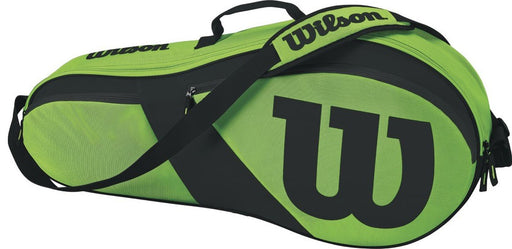 Wilson Match III 3 Blade Pack Green/Black_Z82483