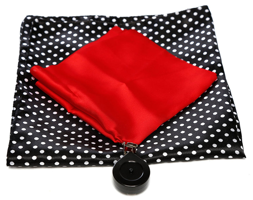 Street Magician Magic Set - 8 pieces including storage bag