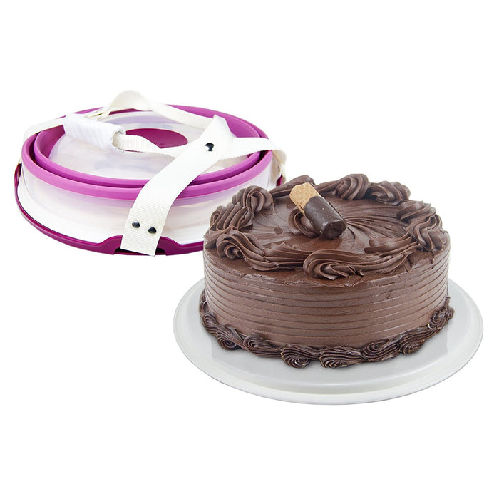 Squish Collapsible Cupcake and Cake Carrier