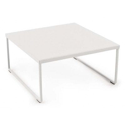 Franklin Desk Riser-Sm-White