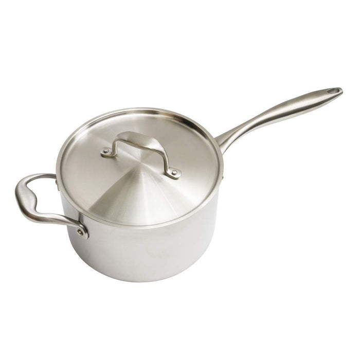 4 Qt. Stainless Steel Sauce Pan