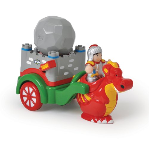 WOW George's Dragon Tale - Fantasy (4 Piece Set)