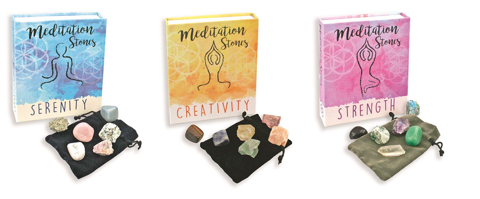 Meditation Bundle (50101 & 50102 & 50103)