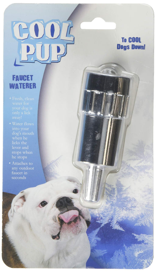 Cool Pup Faucet Waterer