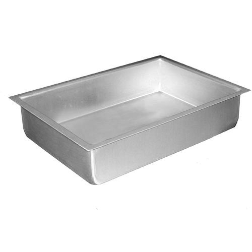 Fat Daddio's Anodized Aluminum Sheet Cake Pan, 10 Inch by 15 Inch by 3 Inch