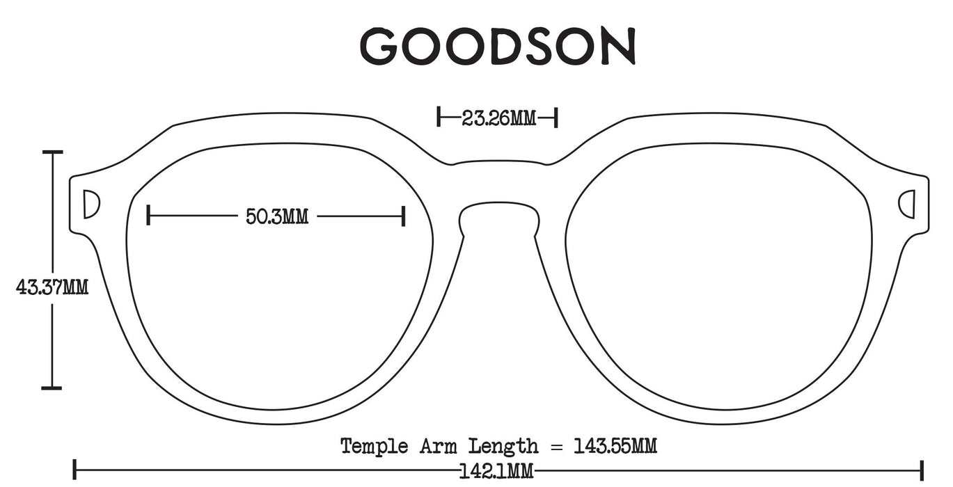 Goodson Tort Brown Polarized