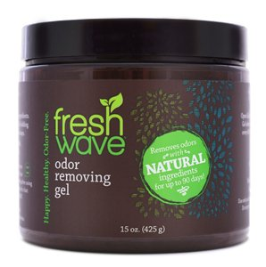 Fresh Wave Continuous Release Odor Eliminator Gel, 15-Ounce Jar