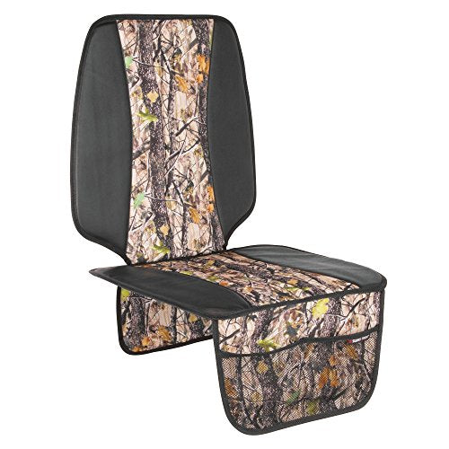 Swiss Tech Woodland Complete Seat Protector - Forest/Black