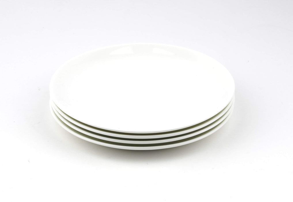 Gourmet Settings Fok nesting dinnerware 38-304, Side/Salad 4 piece set