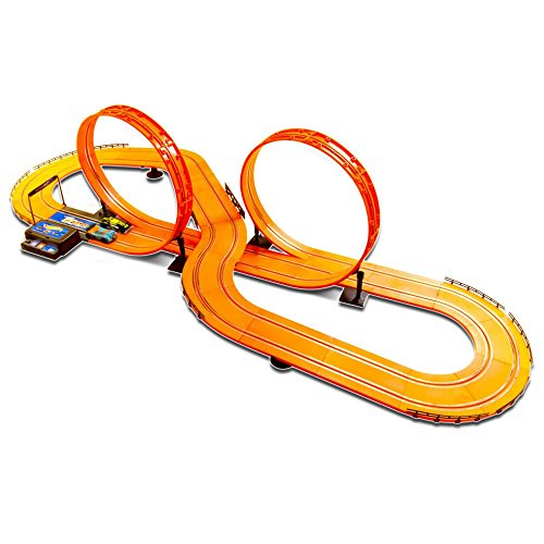 Hot Wheels Electric 20.7 ft Slot Track