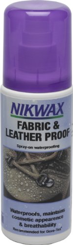 Nikwax Fabric & Leather Spray-On Waterproofing