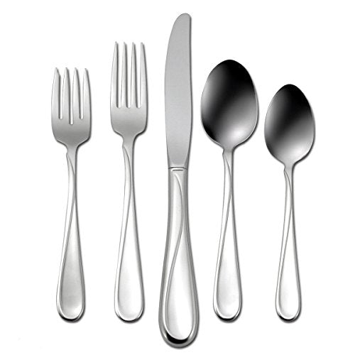 Oneida Flight 65-Piece Flatware Sets, Service for 12