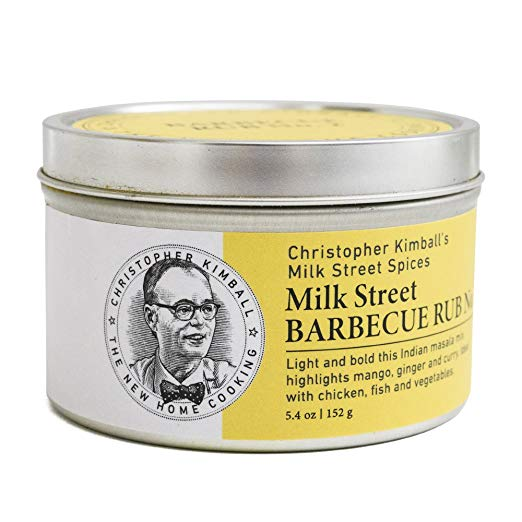Christopher Kimball's Milk Street Spices- Barbecue Rub Number Two (Chicken, Fish, Vegetables)